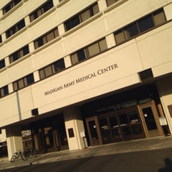 Madigan hospital fort lewis wa
