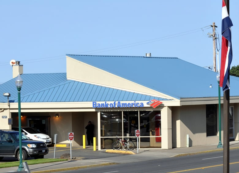 Dial One Roofing Installed Bank Of America Metal Roofing