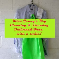 Miss Jenny S Dry Cleaning Amp Laundry Delivery 21 Reviews