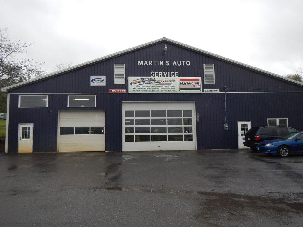 Martin's Auto Service: 2075 Landisburg Rd, Landisburg, PA