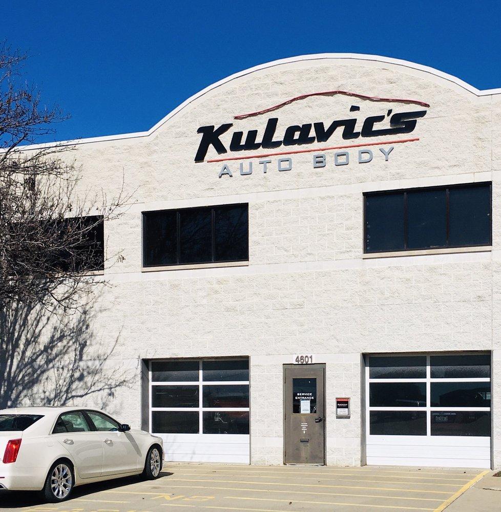 Kulavic's Auto Body: 4601 Wabash Ave, Springfield, IL