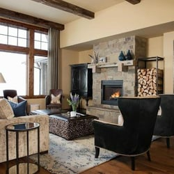 Photo Of Sanctuary Interior Design Bozeman Mt United States