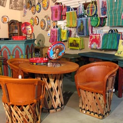 Wonderful Photo Of Borderlands Trading Company   Tucson, AZ, United States. Authentic  Mexican Equipale