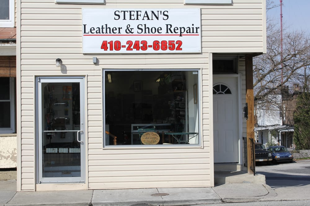 Stefan Leather And Shoe Repair