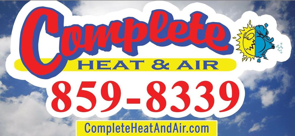 Complete Heat And Air: 1252 Old Liberty Rd, Easley, SC