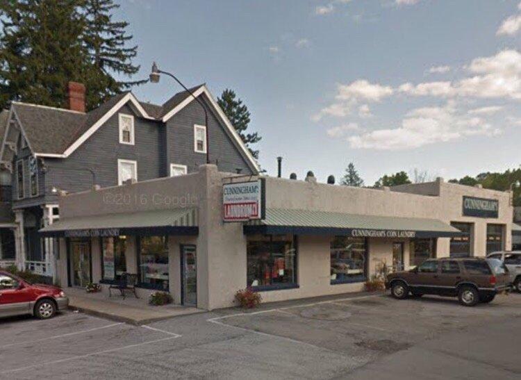 Cunningham's Laundromat: 9 Church Ave, Ballston Spa, NY