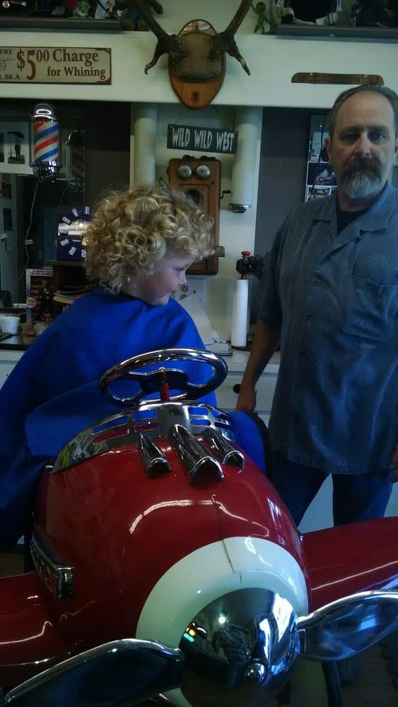 Northwest Haircut Store: 169 E Washington St, Sequim, WA