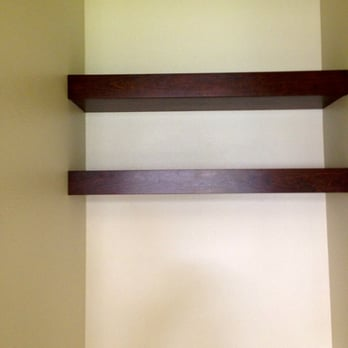 Photo Of Ideal Cabinets   Vista, CA, United States. Floating Shelves In  Water