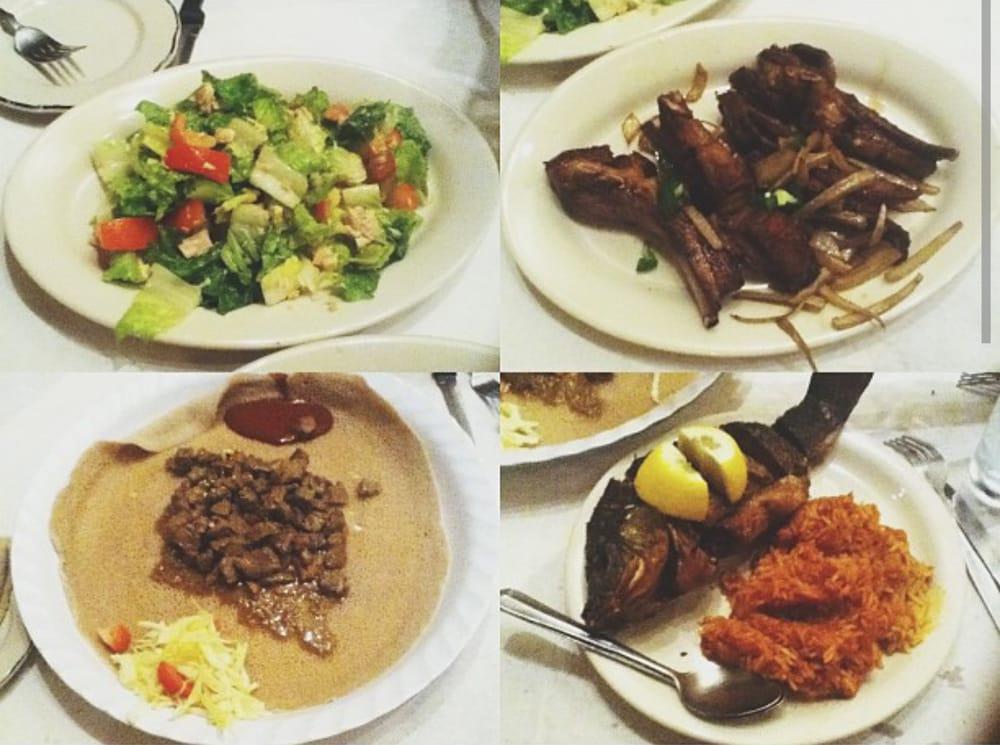 Meaza Restaurant: 5700 Columbia Pike, Falls Church, VA