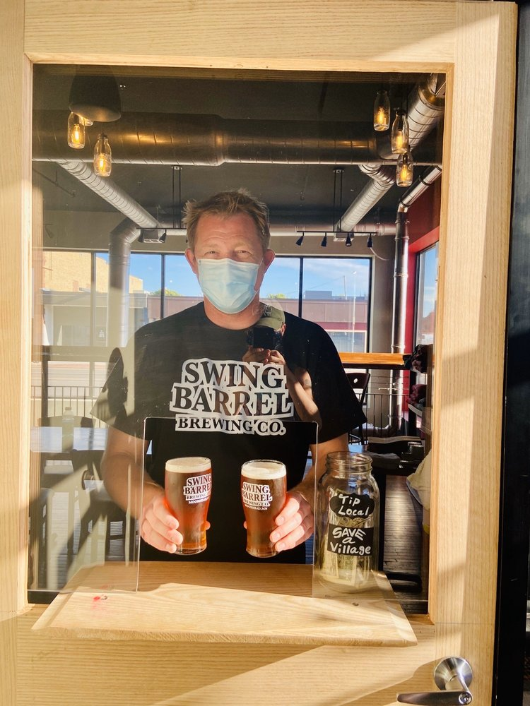 Swing Barrel Brewing Company: 814 Center Ave, Moorhead, MN
