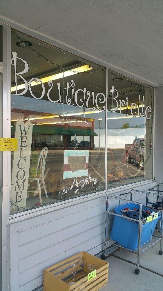Boutique Brielle: 308 Mineral Ave, Libby, MT