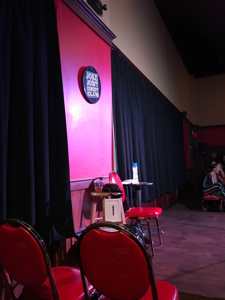 Joke Joint Comedy Showcase