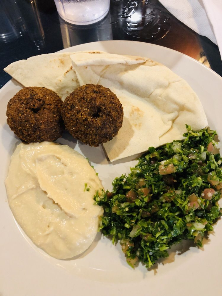 Food from Al Wadi Cafe