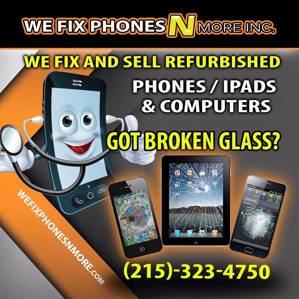 We Fix Phones N More