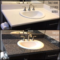 Photo Of Unique Countertops   Las Vegas, NV, United States. I Totally  Transformed