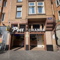 Photo Of Pott Change Damrak Amsterdam Noord Holland The Netherlands