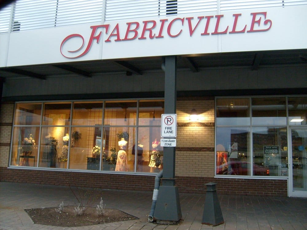 Fabricville: 7071 Bayer's Road, Halifax, NS