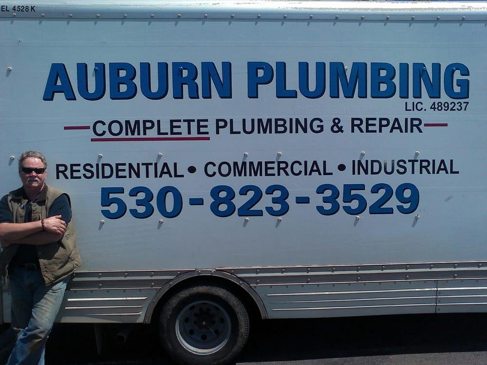 Auburn Plumbing Co: Auburn, CA