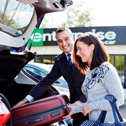 Enterprise rent-a-car hamilton, on