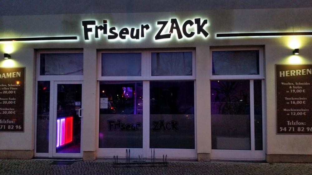 fotos zu friseur & kosmetik zack - yelp