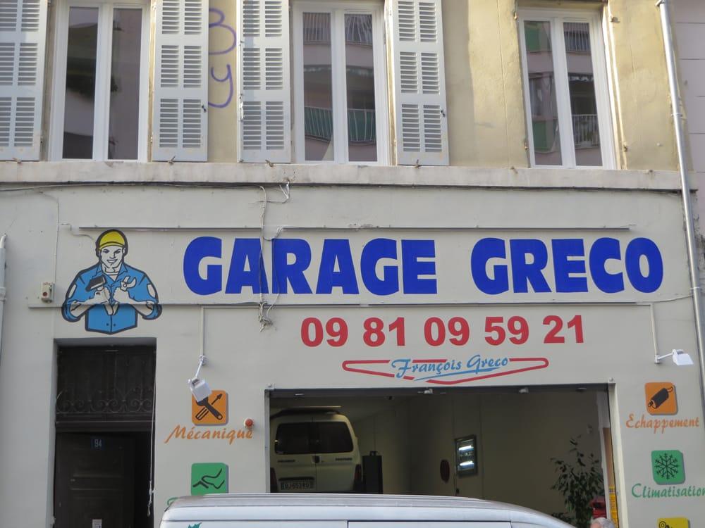 Garage greco r paration auto 94 rue d 39 italie for Garage auto store marseille