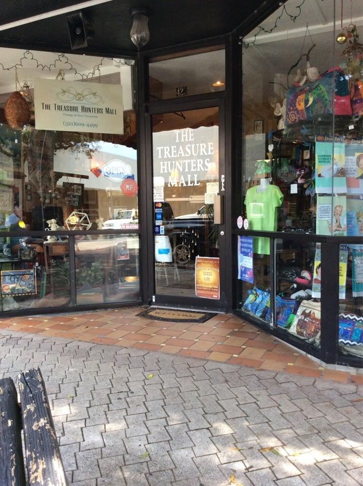 The Treasure Hunters Mall: 423 Brevard Ave, Cocoa, FL