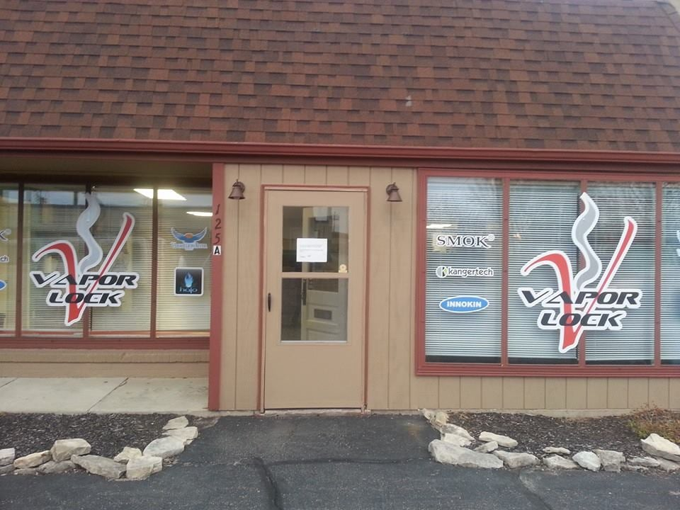 Vapor Lock: 125 S State St, Greenfield, IN