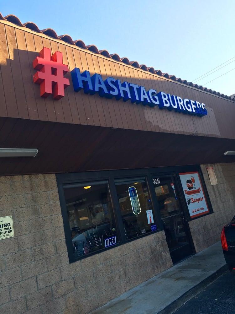 Hashtag Burgers Long Beach Ca