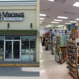 Viking Sew N Quilt Fabric Stores 113 West Butler Rd