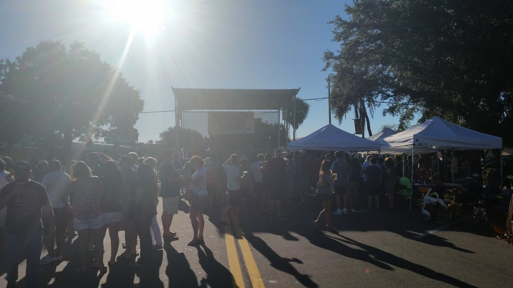 St Pete Oktoberfest: 2880 29th St S, Saint Petersburg, FL