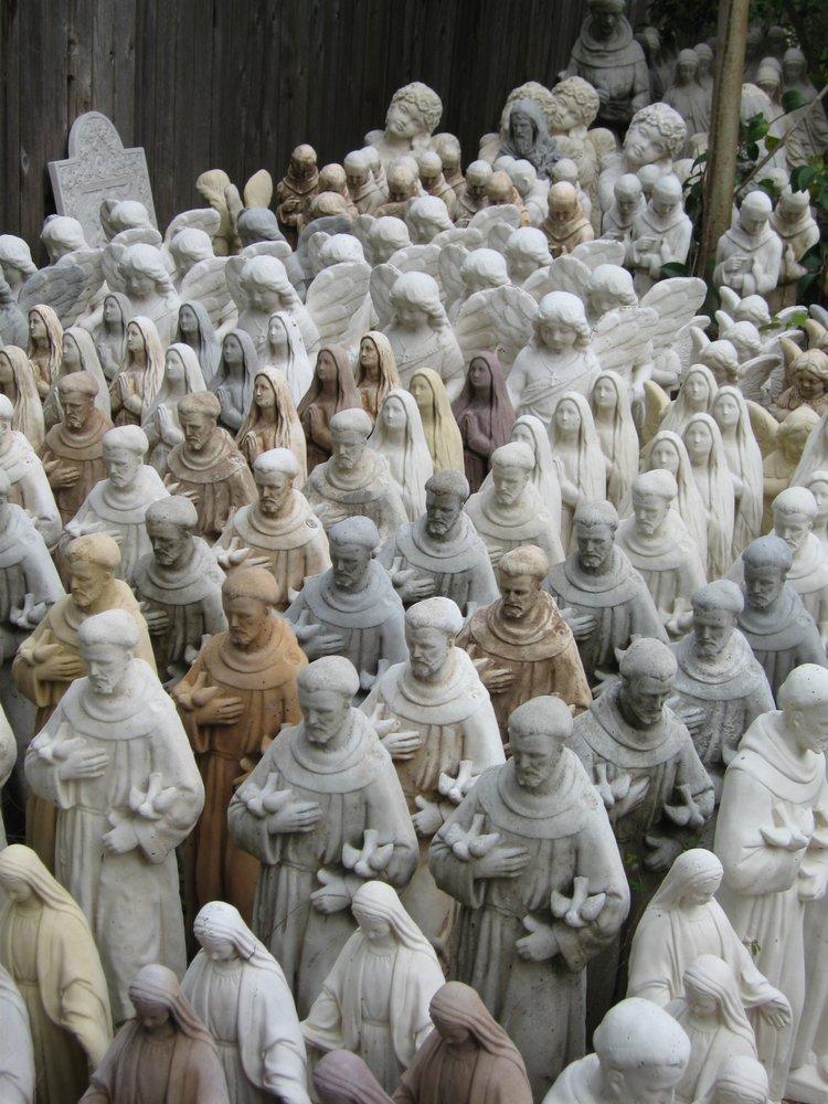 Statue Makers - Fountains & Statuary: 2003 Blalock Rd, Houston, TX