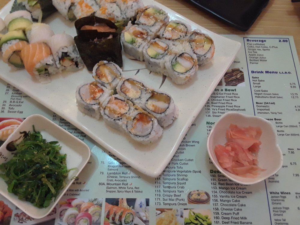 Ye's Sushi