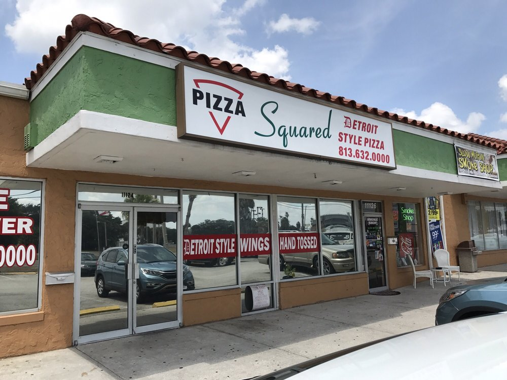 Pizza Squared Closed 108 Photos 199 Reviews Pizza