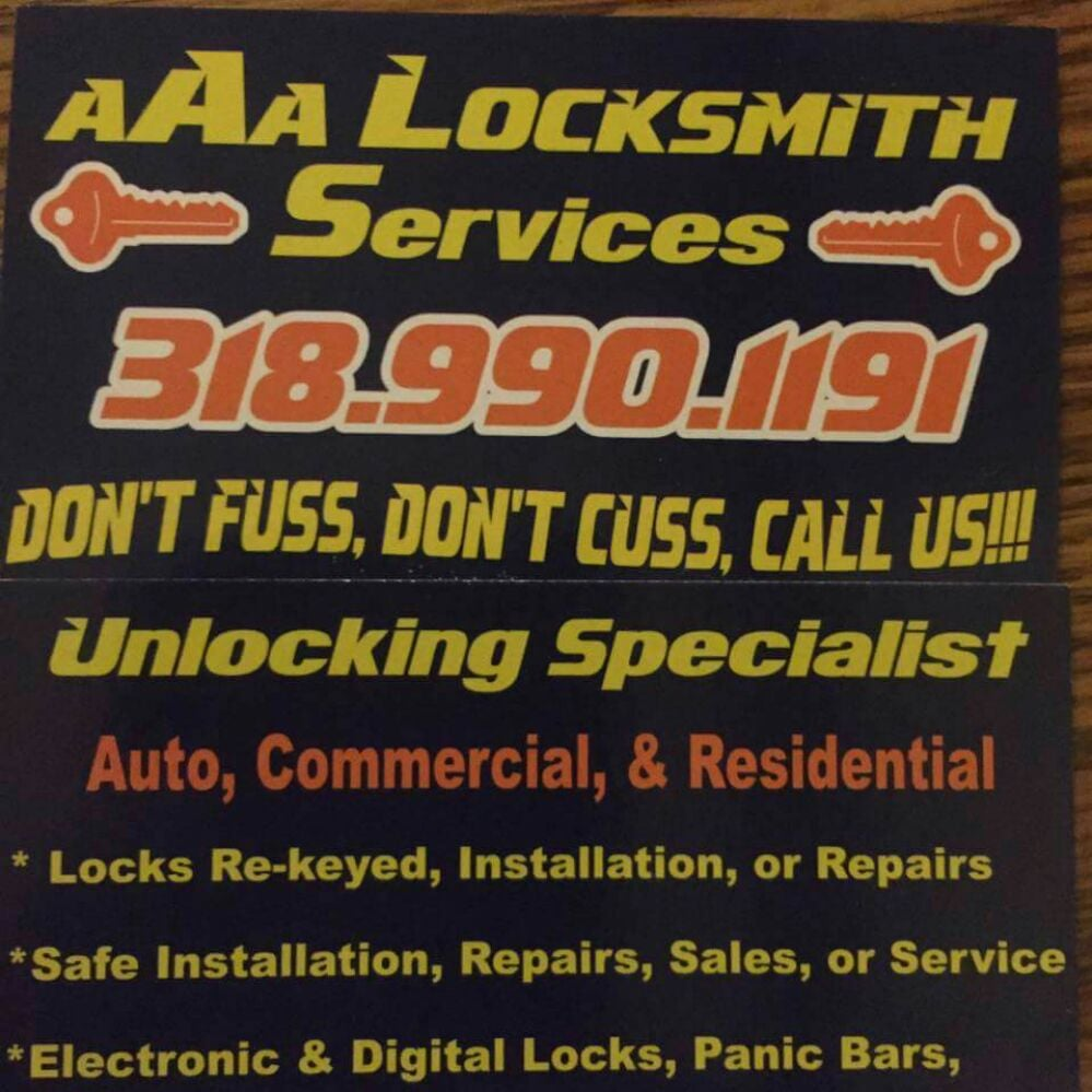 Affordable lock and key: 2118 General Forrest Dr, Bossier City, LA
