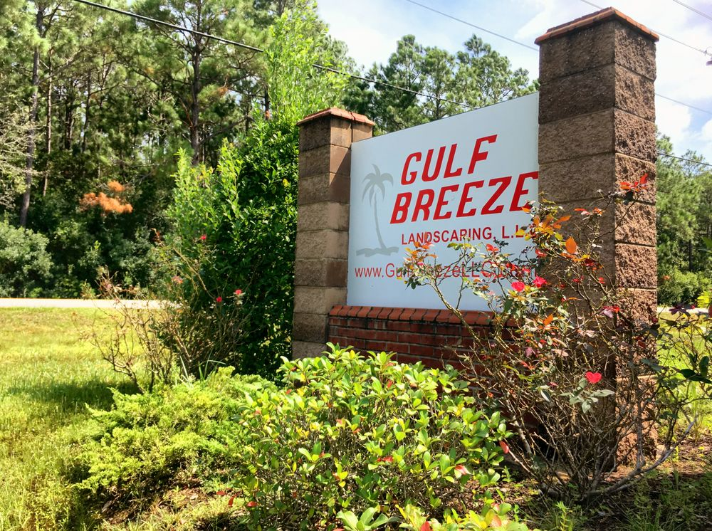 Gulf Breeze Landscaping Landscaping 3201 Old Spanish