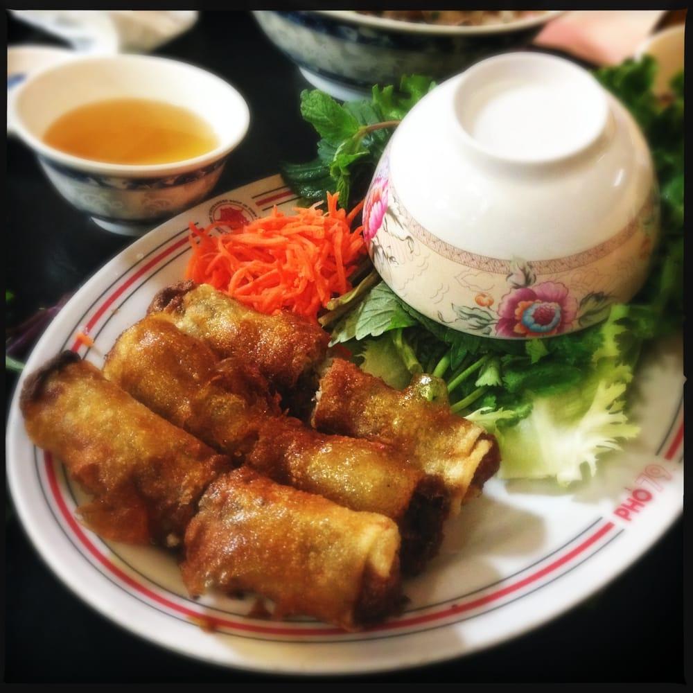 Egg Rolls Cha Gio Yelp