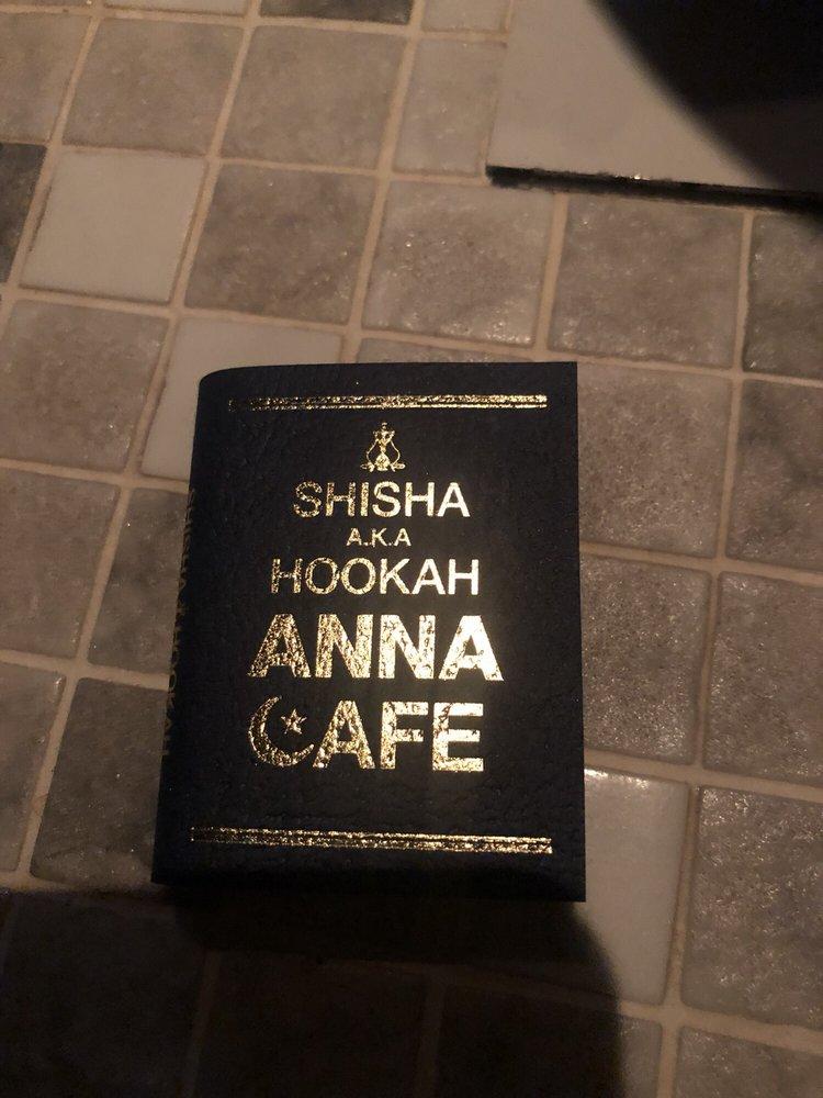 Shisha a.k.a hookah anna cafe