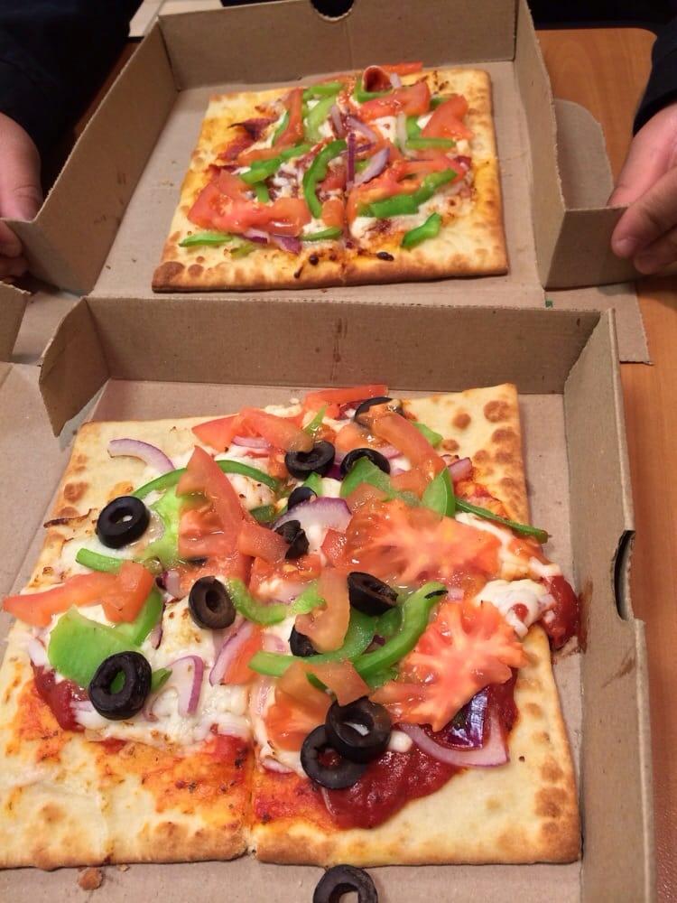 veggie and pepperoni flatizza yelp