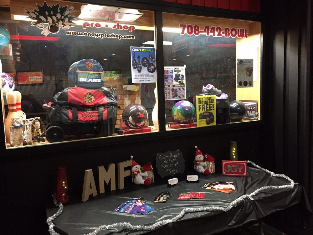 Andys Bowling Pro Shop: 6358 S Pulaski Rd, Chicago, IL