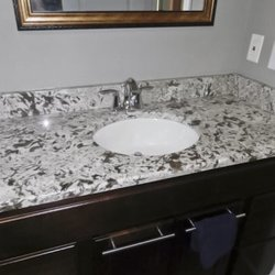 Attrayant Photo Of Granite Tile And Style   Omaha, NE, United States. Beautifull  Bianco
