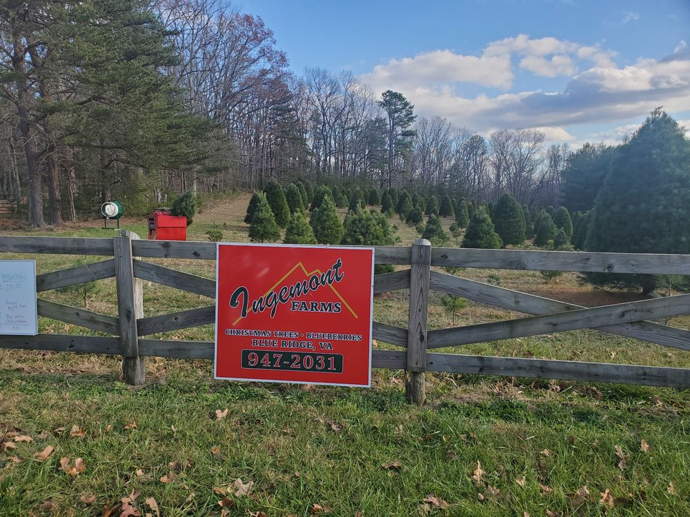 Ingemont Farms: Blue Ridge, VA