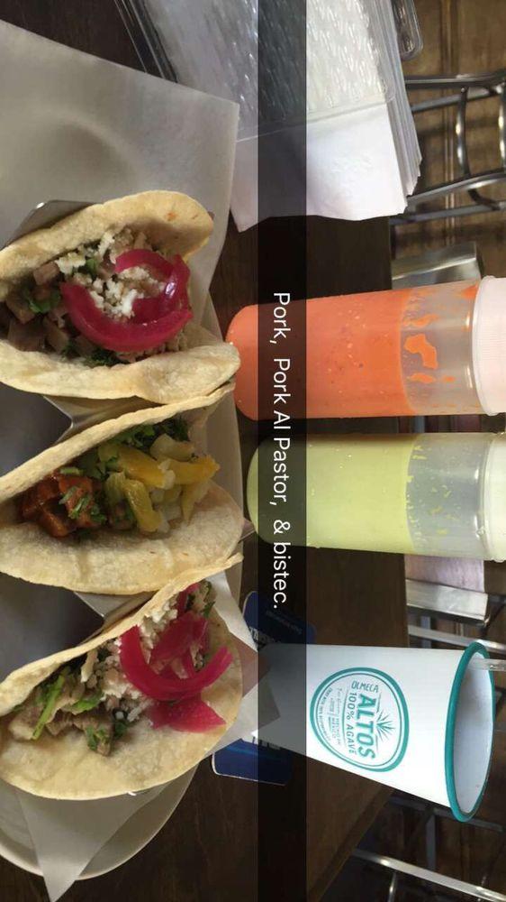 El Santuario Tacos & Cocktails: 7077 N Expy 77/83, Olmito, TX