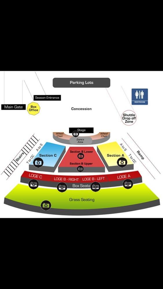 The Seating Chart Yelp