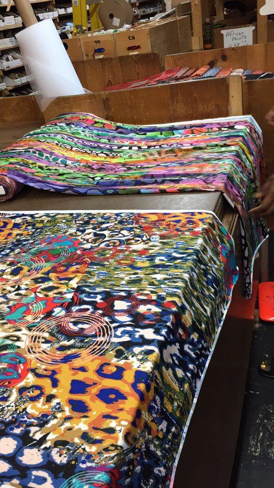 Halsey Fabric Shop