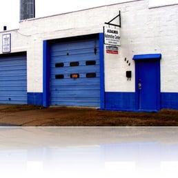 Adams automotive center motor mechanics repairers Adams street motors