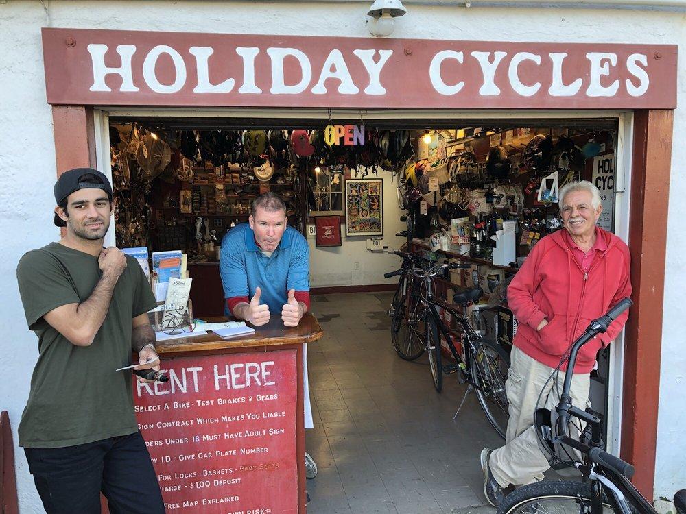Holiday Cycles: 465 Grand Ave, Falmouth, MA