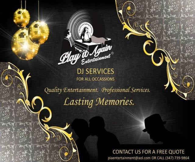 Play It Again Entertainment & Party Rentals