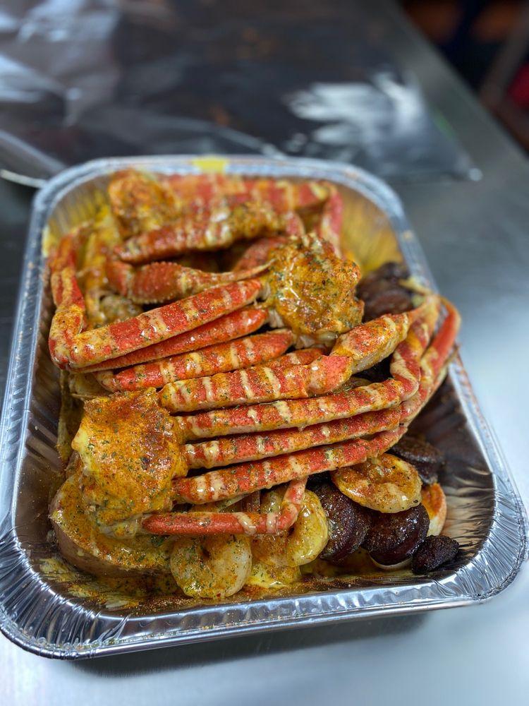 Da Crab Trap: 3401 Altamesa Blvd, Fort Worth, TX