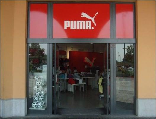 PUMA Outlet - Shoe Stores - Via Girolamo Romanino 43, Rodengo Saiano ...
