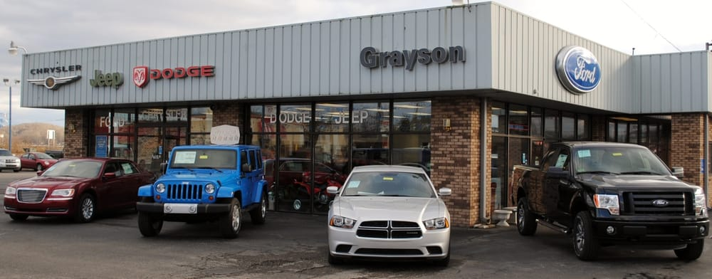 Pure Country Chrysler Dodge Jeep Ram